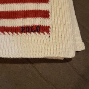 9bec0d409fb Polo by Ralph Lauren Accessories - Vintage Ralph Lauren American Flag Scarf